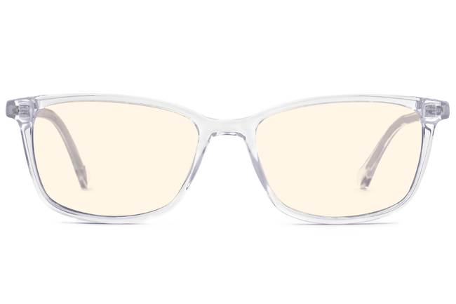 Faraday LBF sleepglasses in panorama viewed from front
